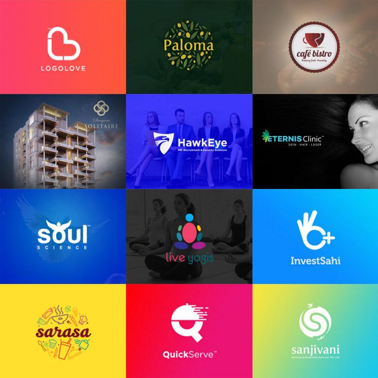 Portfolio | Graphic Designer & logo designer in Pune, India